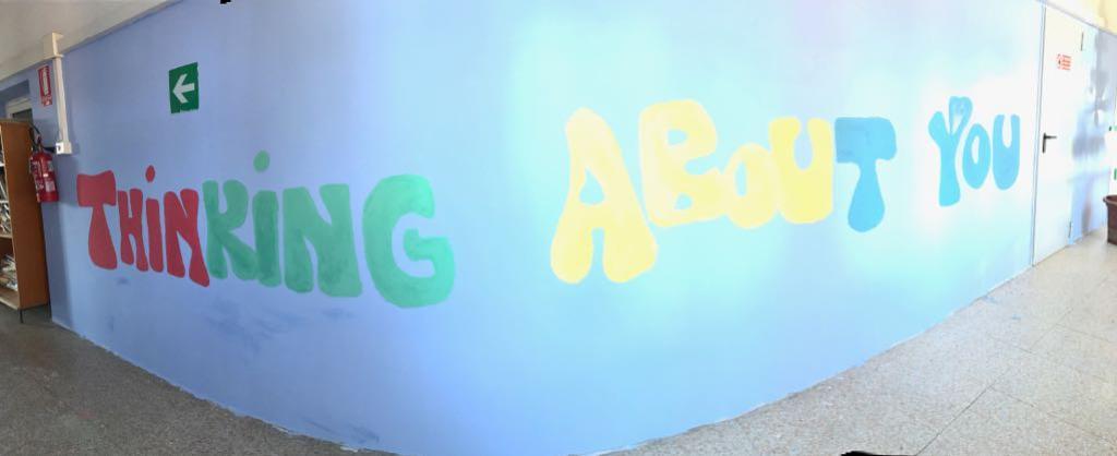 Progetto Murales al Cav Savena