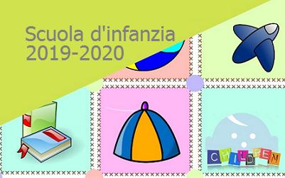 7 – 31 gennaio 2019 – Aperte le iscrizioni scuole d'infanzia 2019-2020